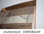 linoleum samples on white... | Shutterstock . vector #1089286169