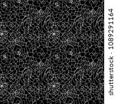 vector succulents seamless... | Shutterstock .eps vector #1089291164