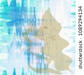 weird abstract background and... | Shutterstock . vector #1089294134