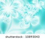 beautiful flowers | Shutterstock . vector #10893043