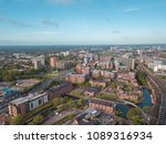 Manchester City Centre Drone...