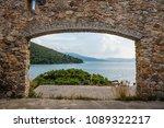 sea view at guvercinlik  bodrum ... | Shutterstock . vector #1089322217