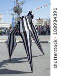 netanya  israel  march 3 ... | Shutterstock . vector #108934391