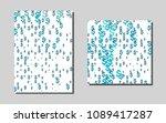 light bluevector cover for...