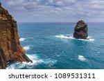 ponta de sao lourenco in...   Shutterstock . vector #1089531311
