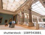 brussels  belgium   apr 3 ... | Shutterstock . vector #1089543881