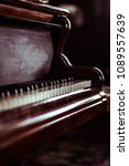 Small photo of Old grand piano