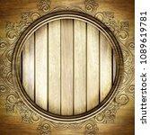 wooden texture background   Shutterstock . vector #1089619781