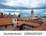 casco viejo   panama city ... | Shutterstock . vector #1089630269