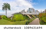 panoramic view from miraflores... | Shutterstock . vector #1089631694