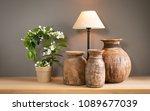 decorative living room still... | Shutterstock . vector #1089677039