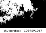 black and white abstract grunge ...   Shutterstock .eps vector #1089691067