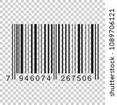 barcode product distribution... | Shutterstock .eps vector #1089706121