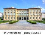 liechtenstein city palace ... | Shutterstock . vector #1089726587