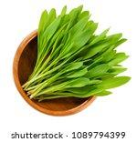 popcorn microgreen in wooden... | Shutterstock . vector #1089794399
