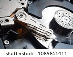 repair technical service and... | Shutterstock . vector #1089851411