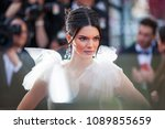 cannes  france   may 12  2018 ... | Shutterstock . vector #1089855659