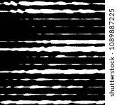 grunge halftone black and white ... | Shutterstock .eps vector #1089887225