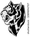 animal  background  black ...   Shutterstock .eps vector #1089894707
