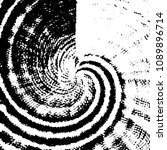 abstract grunge grid stripe... | Shutterstock .eps vector #1089896714
