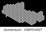 hex tile tibet chinese... | Shutterstock .eps vector #1089910427