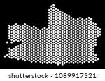 hex tile kaliningrad region map....   Shutterstock .eps vector #1089917321