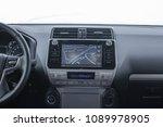 car navigation system   Shutterstock . vector #1089978905
