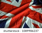 british flag background | Shutterstock . vector #1089986237