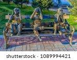 irkutsk  russia  06.05.2018.... | Shutterstock . vector #1089994421