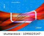 presentation cover design....
