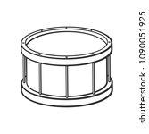 vector illustration. hand drawn ... | Shutterstock .eps vector #1090051925