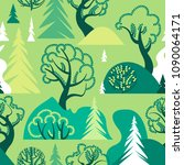 world environment day. earth... | Shutterstock .eps vector #1090064171