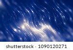abstract blue elegant...   Shutterstock . vector #1090120271