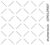 seamless vector pattern in... | Shutterstock .eps vector #1090129007