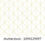 seamless pattern with symmetric ... | Shutterstock .eps vector #1090129097