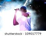 benicassim  spain   july 14 ...   Shutterstock . vector #109017779