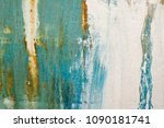 painted abstract background | Shutterstock . vector #1090181741