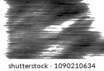 black and white grunge pattern... | Shutterstock . vector #1090210634