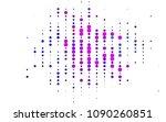 light multicolor  rainbow... | Shutterstock .eps vector #1090260851