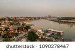 view of tigris river in... | Shutterstock . vector #1090278467