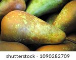 green pears conference | Shutterstock . vector #1090282709
