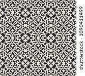 vintage floral seamless pattern....   Shutterstock .eps vector #1090411499