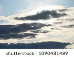 sky and cloud. cloudscape. | Shutterstock . vector #1090481489