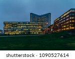 amsterdam  netherlands  ... | Shutterstock . vector #1090527614