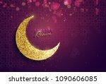ramadan kareem banner... | Shutterstock .eps vector #1090606085