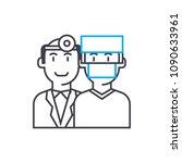 critical illness insurance... | Shutterstock .eps vector #1090633961