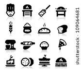 bakery icon | Shutterstock .eps vector #109064681