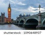 london  england   june 16 2016  ... | Shutterstock . vector #1090648937