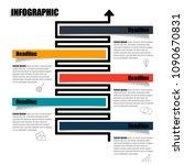 vector illustration of creative ... | Shutterstock .eps vector #1090670831