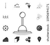 lever arm icon. detailed set of ... | Shutterstock .eps vector #1090694171